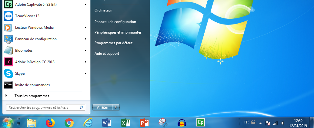 Windows 7 fin de support